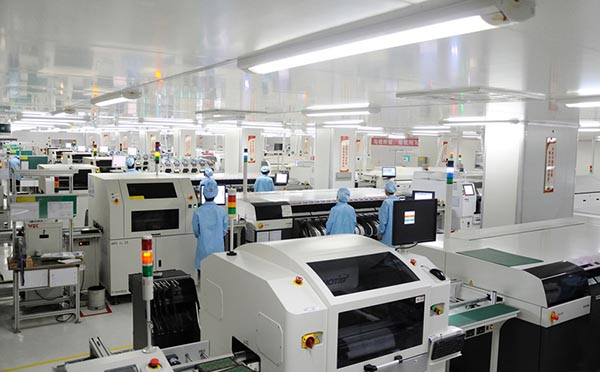 PCBA生产