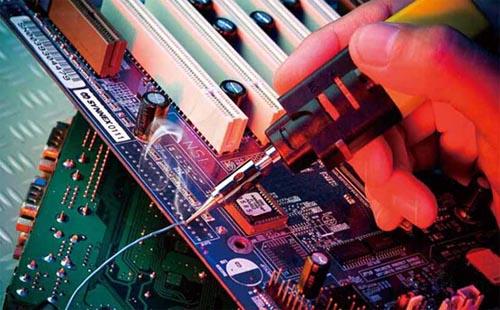 电路板组装