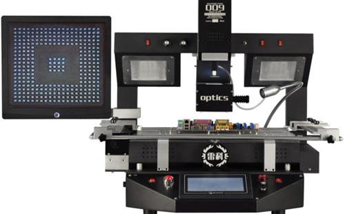 光学机型BGA返修台