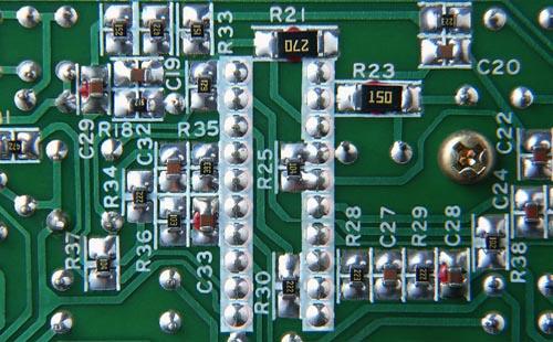 电路板焊接问题