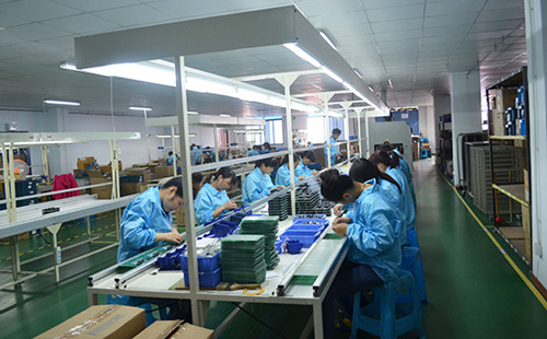 电子组装生产线