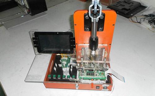 PCBA测试架